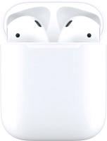 Беспроводные наушники Apple AirPods 2 / MV7N2 (в зарядном футляре) -