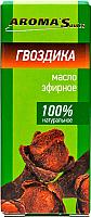 Эфирное масло Aroma Saules Гвоздика -