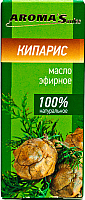 Эфирное масло Aroma Saules Кипарис -