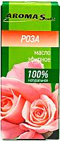 Эфирное масло Aroma Saules Роза -
