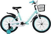 Детский велосипед Forward Barrio 18 2019 / RBKW9L6H1013 -