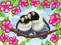 Набор для вышивания Наследие Птичья нежность / НЛ5-015 -