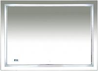 Зеркало для ванной Misty Неон 2 120x80 / П-Нео12080-2ПРСЧДВП -