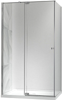Душевое ограждение Adema Ionic Chrome / BF5301-120 (прозрачное стекло) -