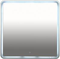 Зеркало Misty Неон 3 80x80 / П-Нео080080-3ПРСНЗКУ -
