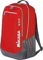 Рюкзак Mikasa Kasauy MT78-04 (красный/серый) -