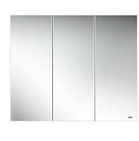 Шкаф с зеркалом для ванной Misty Балтика 105 / Э-Бал04105-011 -