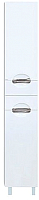 Шкаф-пенал для ванной Misty Лаванда 35 R / Э-Лав05035-011П -