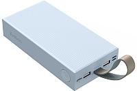 Портативное зарядное устройство Yoobao Power Bank 30E (30000 мАч, голубой) -
