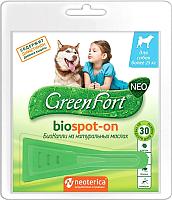 Капли от блох GreenFort Neo БиоКапли для собак / G203 -