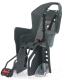 Детское велокресло Polisport Koolah FFS 29 / 8631400021 (темно-серый/серебристый) -