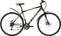 Велосипед Foxx Aztec D 29SHD.AZTECD.18BK9 -
