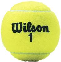 Набор теннисных мячей Wilson Championship / WRT100101 (3шт) -