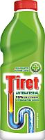 Средство для устранения засоров Tiret Антибактериальный (1л) -