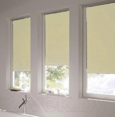 Рулонная штора Gardinia М Термо 900 (42.5x150) - в интерьере