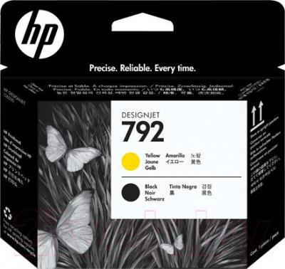 Печатающая головка HP 792 (CN702A) - общий вид
