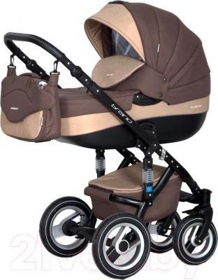 Детская универсальная коляска Riko Brano 2 в 1 (05/beige) - общий вид