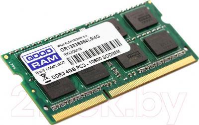 Оперативная память DDR3 Goodram GR1600S3V64L11/4G - общий вид