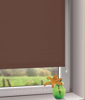 Рулонная штора Gardinia Мини 507 (68x215) - в интерьере