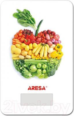 Кухонные весы Aresa SK-409 - общий вид
