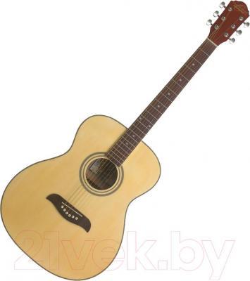 Акустическая гитара Oscar Schmidt OAN - общий вид