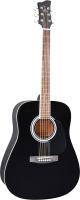 Акустическая гитара Jay Turser JJ45-BK -