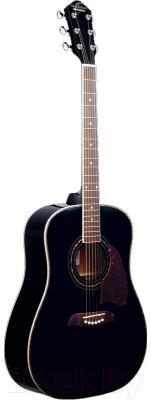 Акустическая гитара Oscar Schmidt OG2B - общий вид