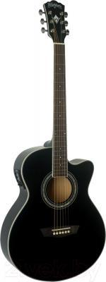 Электроакустическая гитара Washburn EA12B - общий вид
