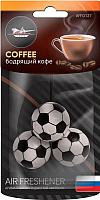 Ароматизатор Airline Футбол / AFFO127 (бодрящий кофе) -
