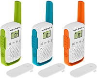 Комплект раций Motorola Talkabout T42 Triple (3шт) -
