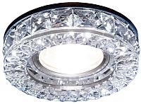 Точечный светильник Ambrella S241 CH -