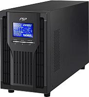 ИБП FSP Champ CH-1101TS 1000VA Online T900W (PPF8001300) -