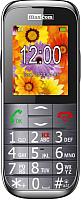 Мобильный телефон MaxCom MM721BB (черный) -