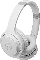 Наушники-гарнитура Audio-Technica ATH-S200BT (белый) -