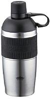Термокружка Peterhof PH-12437 (черный) -