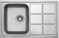 Мойка кухонная ZorG ZLL 7850 -