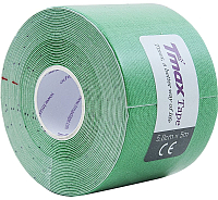 Кинезио тейп Tmax Extra Sticky Green / 423181 (зеленый) -
