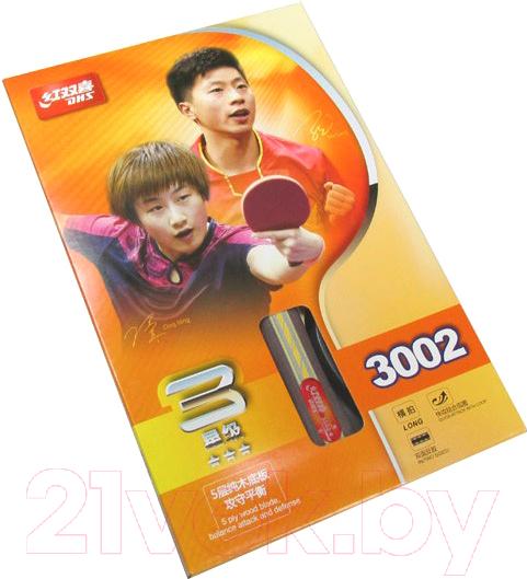 Купить Ракетка для настольного тенниса DHS, R3002, Китай