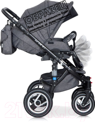Детская универсальная коляска Riko Brano 2 в 1 (09/ocean)