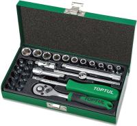 Универсальный набор инструментов Toptul GCAD2701 -