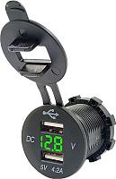 Индикатор напряжения Kicx KVC-2.1-2G -