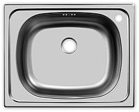 Мойка кухонная Ukinox Классика CLM500.400 T6C 2C -