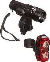 Набор фонарей для велосипеда STG FL1203 TL5424 / Х88376 -