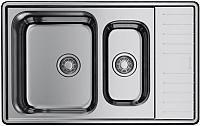 Мойка кухонная Omoikiri Sagami 79-2-IN (4993733) -