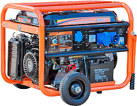 Бензиновый генератор Skiper LT9000EB-ATS -