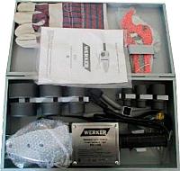 Паяльник для полипропиленовых труб Werker PW 1500 -