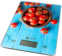 Кухонные весы Home Element HE-SC932 (спелый томат) -
