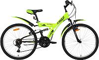 Велосипед Foxx Attack 24SFV.ATTAC.14GN9 -