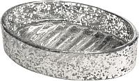 Мыльница Ba-De Silver Glass CSt-1667 -
