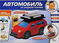 Набор для опытов Играем вместе Автомобиль на жидком топливе / TXG-175-R -